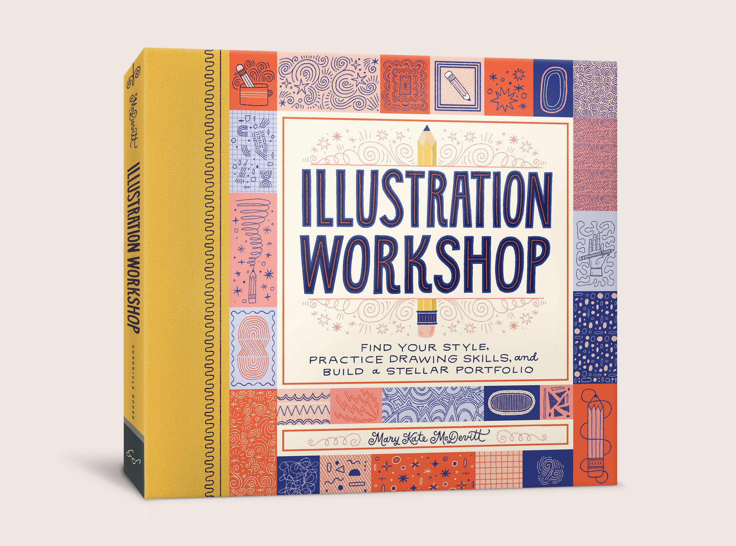 Illustration Workshop Mary Kate McDevitt