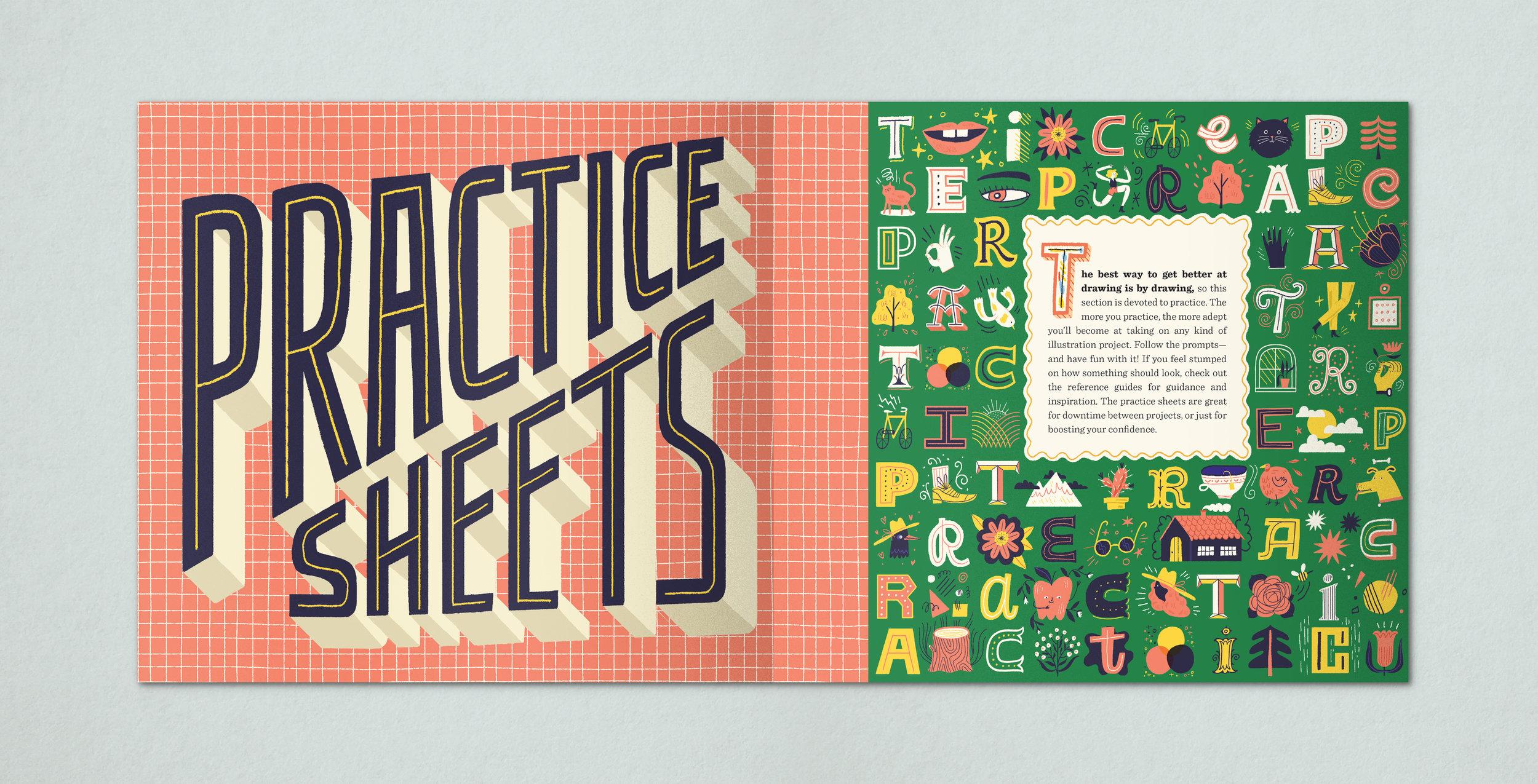 Illustration Workshop - Mary Kate McDevitt
