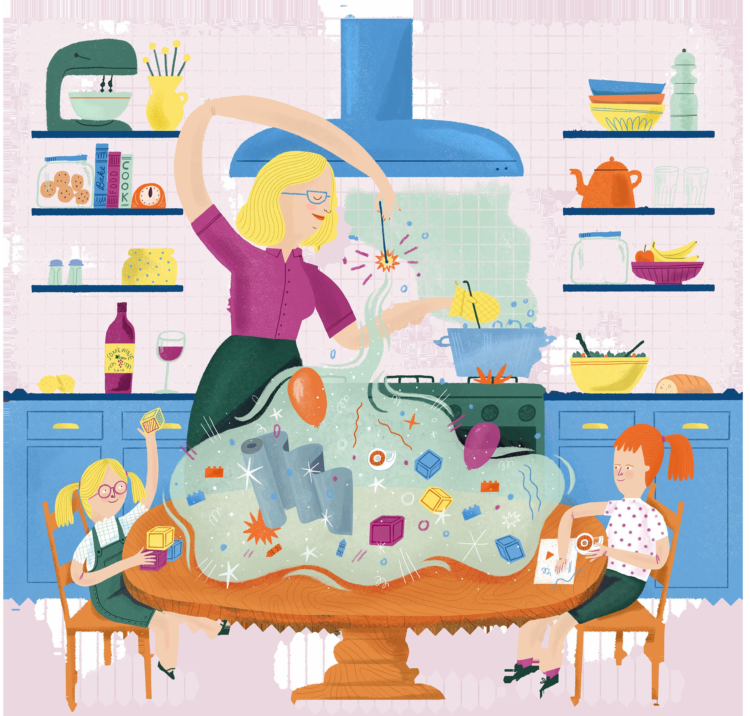Family Fun Magazine - Mary Kate McDevitt