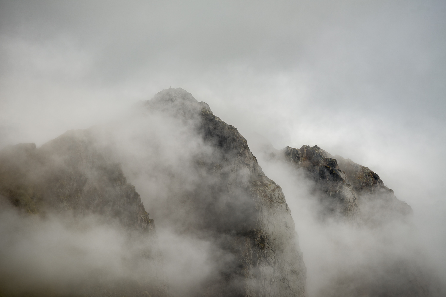 Misty Mountains 3