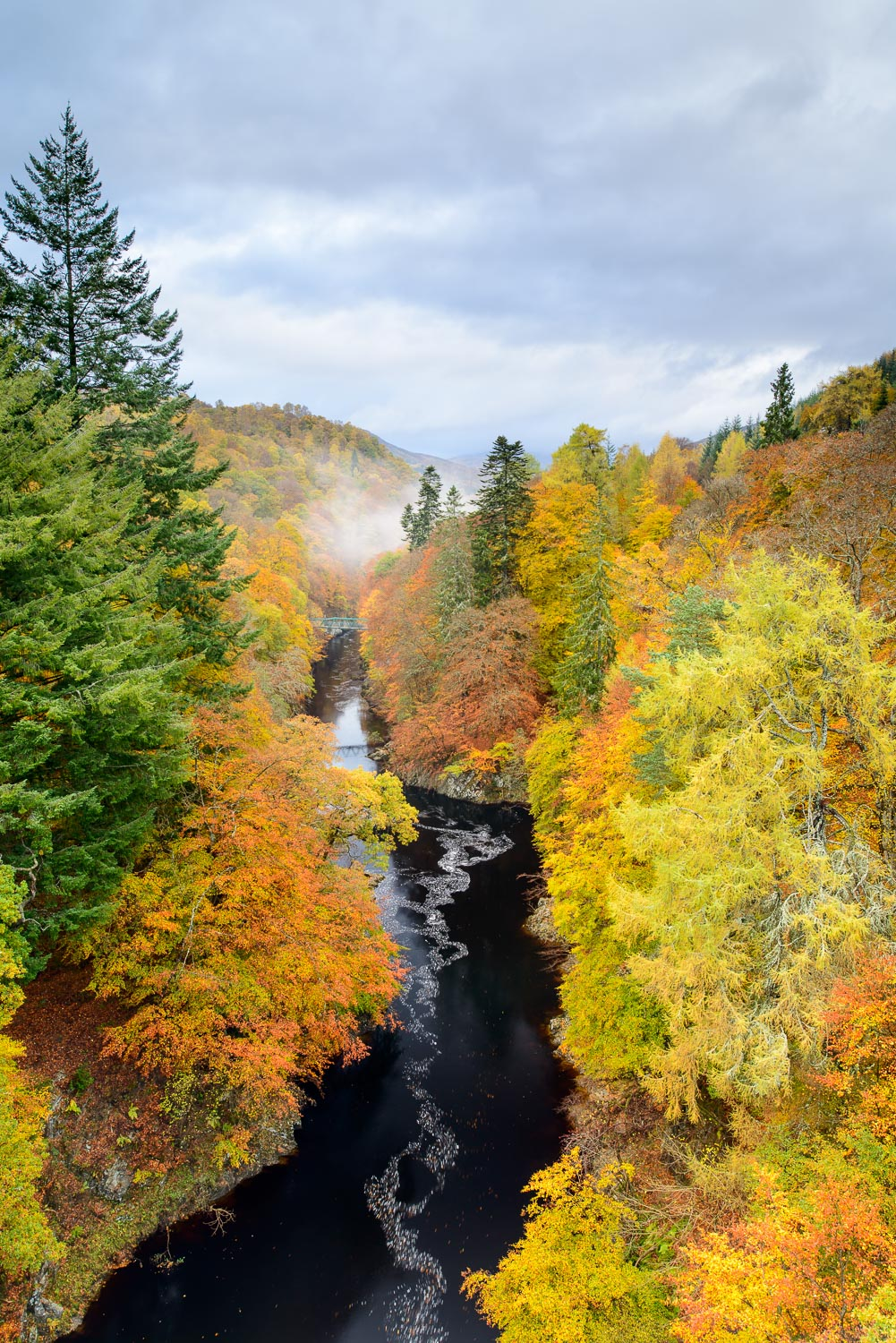 Killiecrankie Gorge