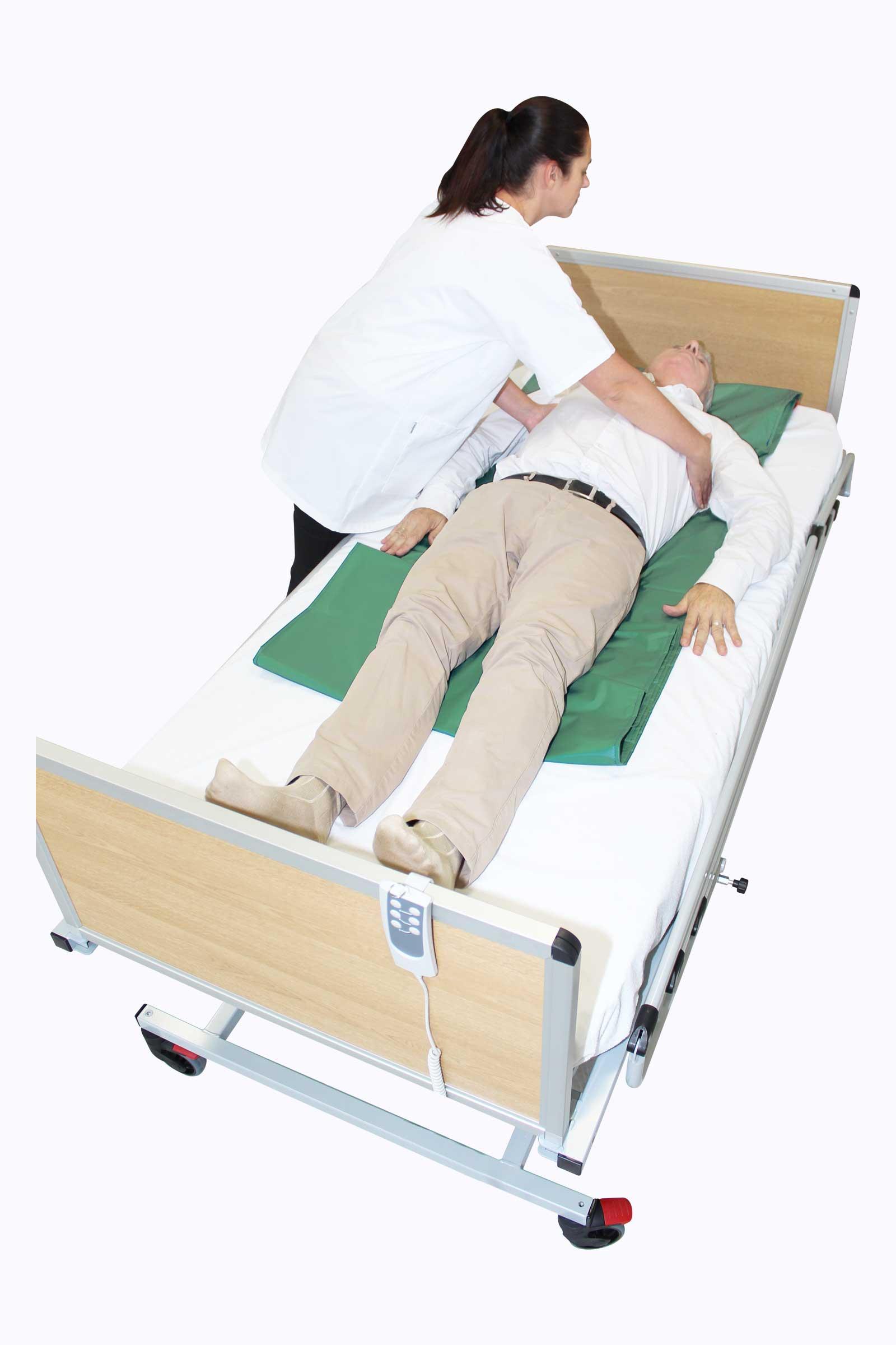 Drap de glisse de chez Nausicaa Medical