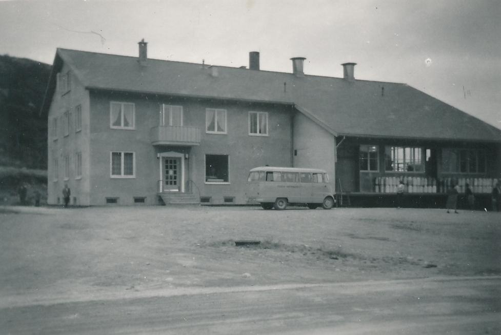 Hitra Meieri, 1961