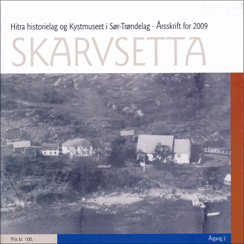 Skarvsetta 2009