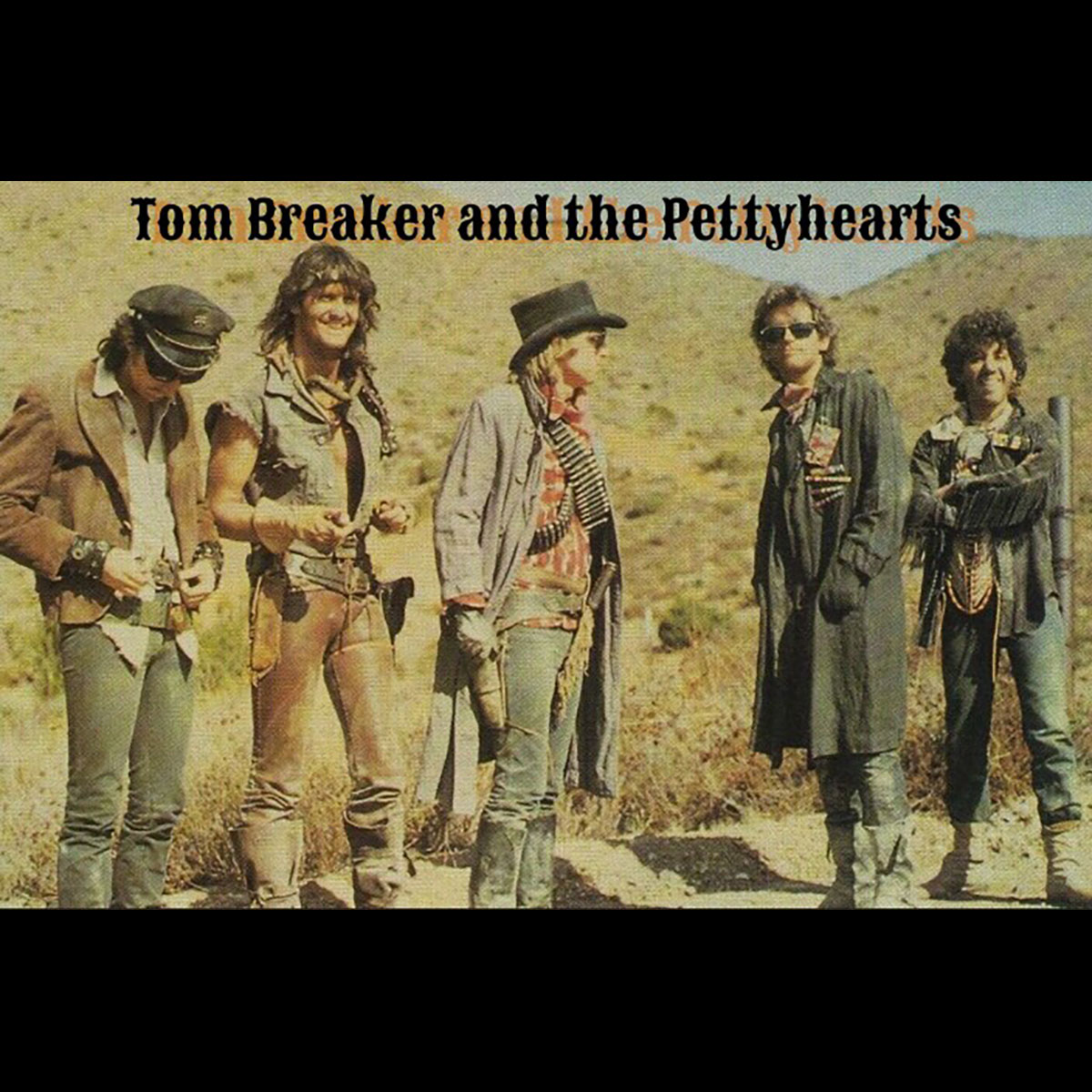 Tom Breaker and the Pettyhearts - Saturday August 3EARTHQUAKER DEVICES HQ1:45pm
