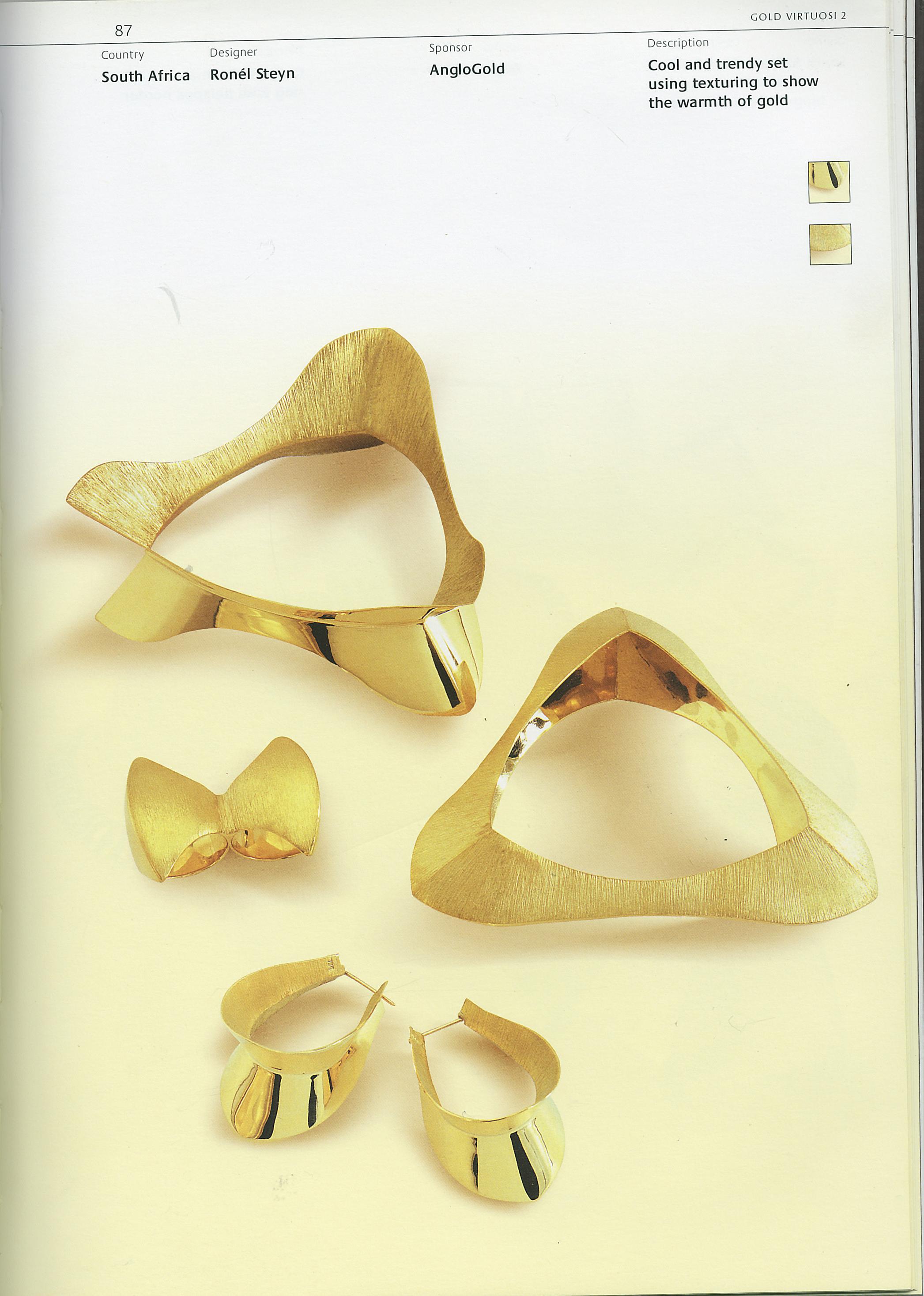 GOLD VIRTUOSI MAGAZINE 2002