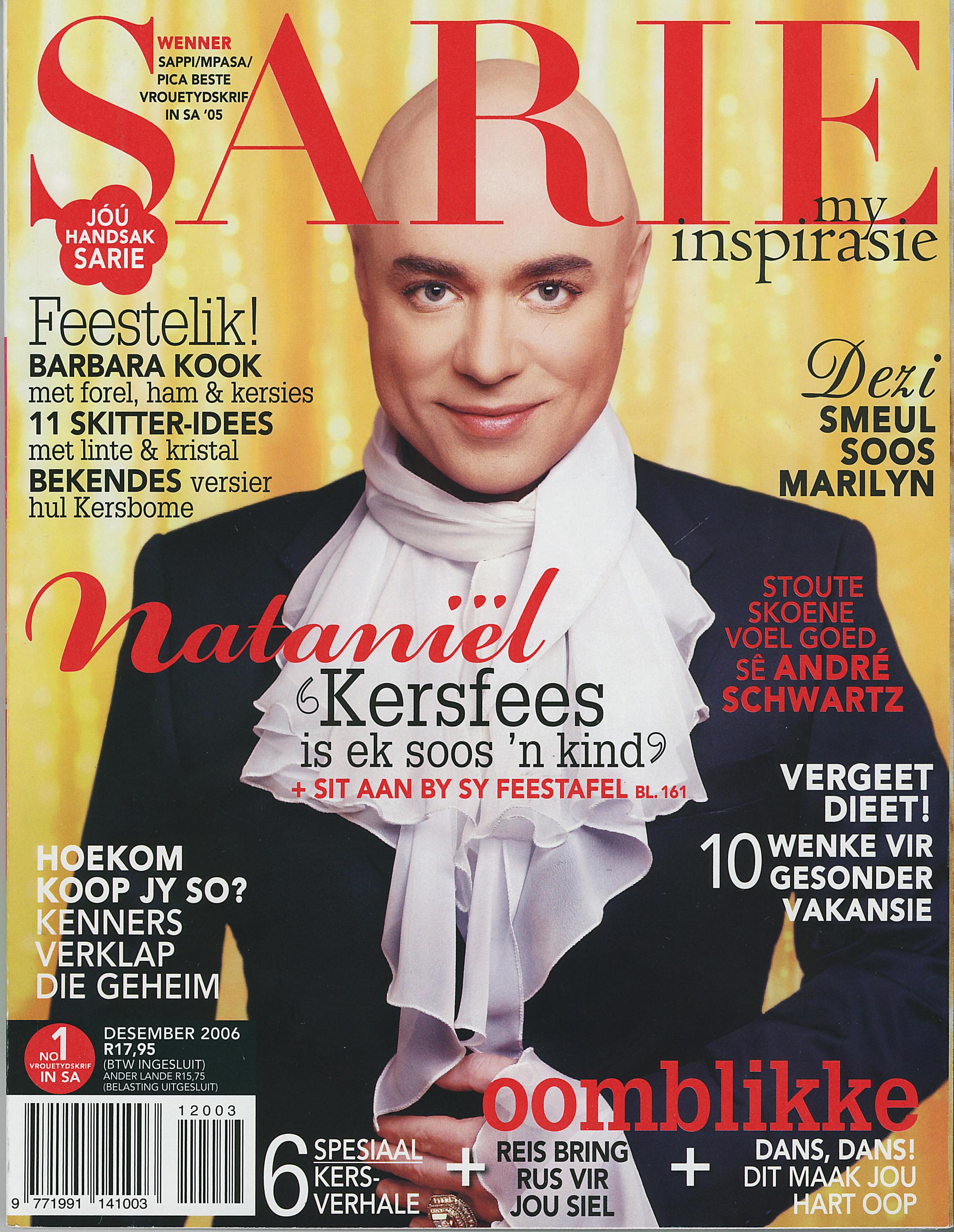 SARIE DEC 2006