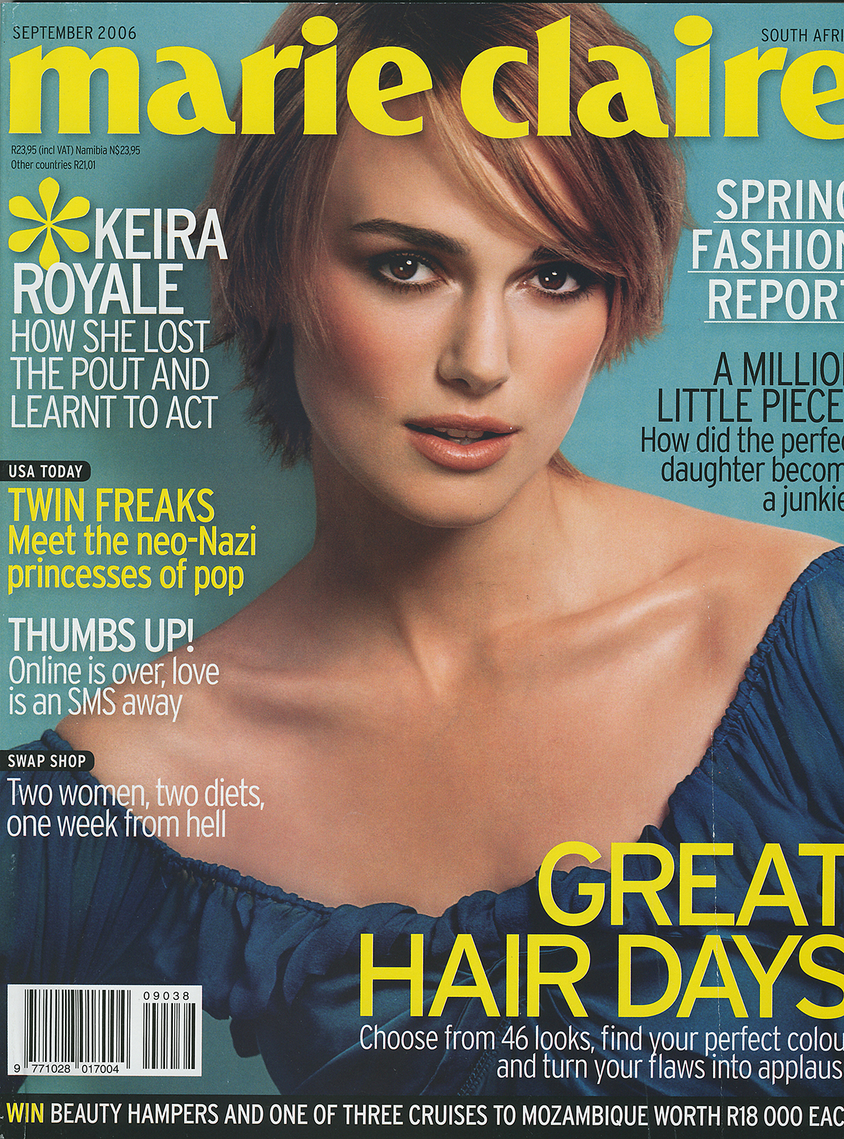 MARIE CLAIRE SEP 2006