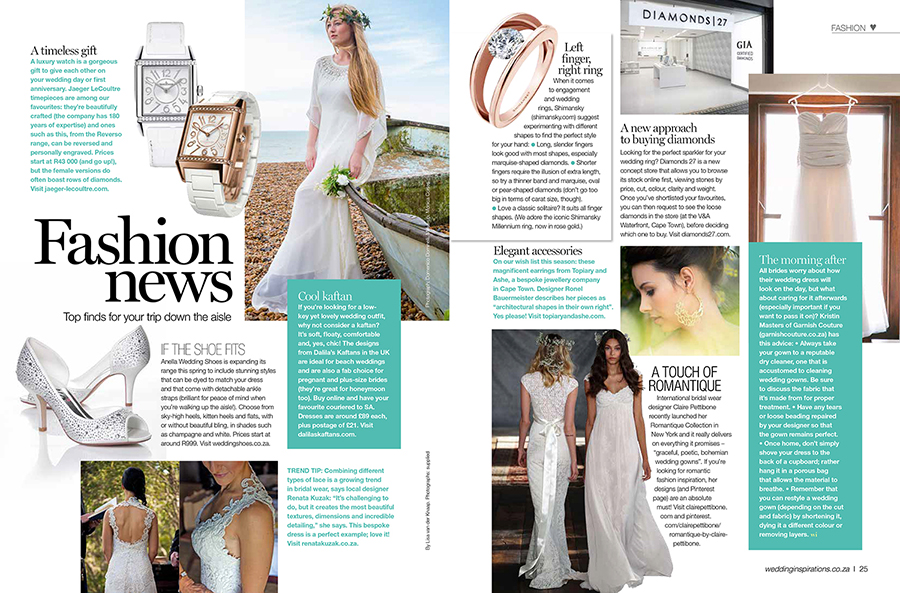 WEDDING INSPIRATIONS 2012