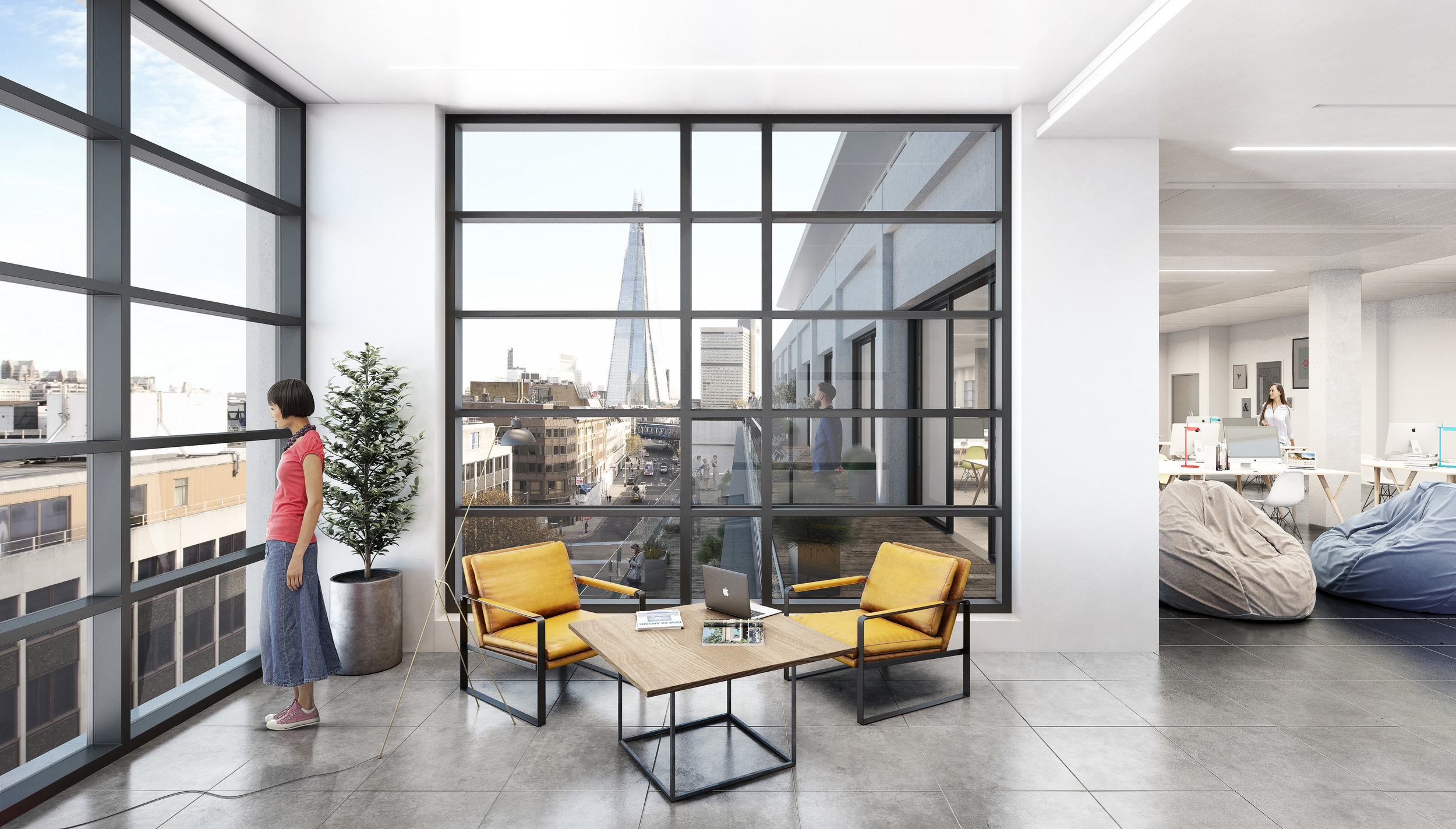 Cooper and southwark office CGI