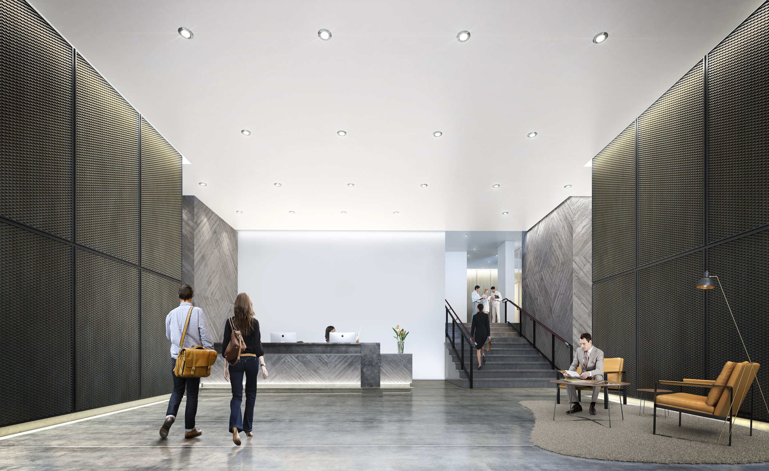 Cooper and southwark reception CGI