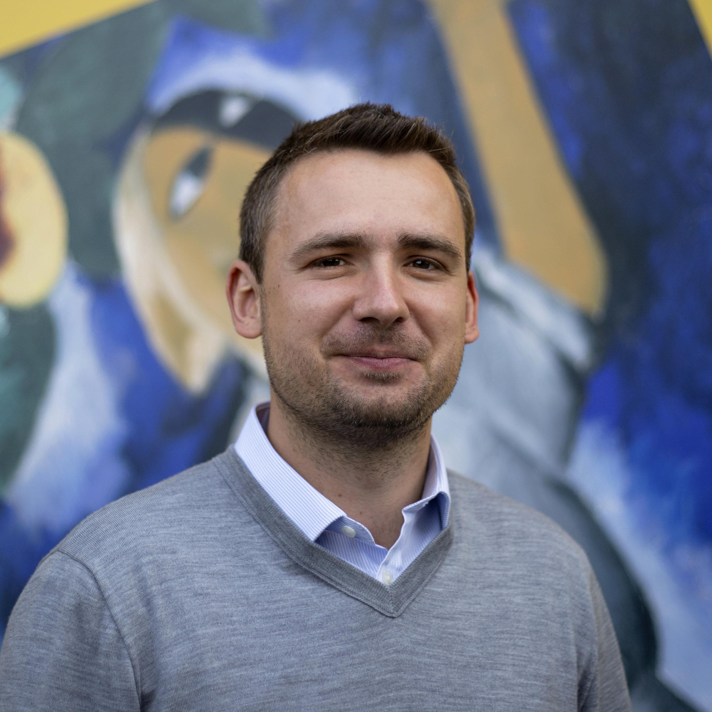 Gregory Wycech - Associate CGI Artist