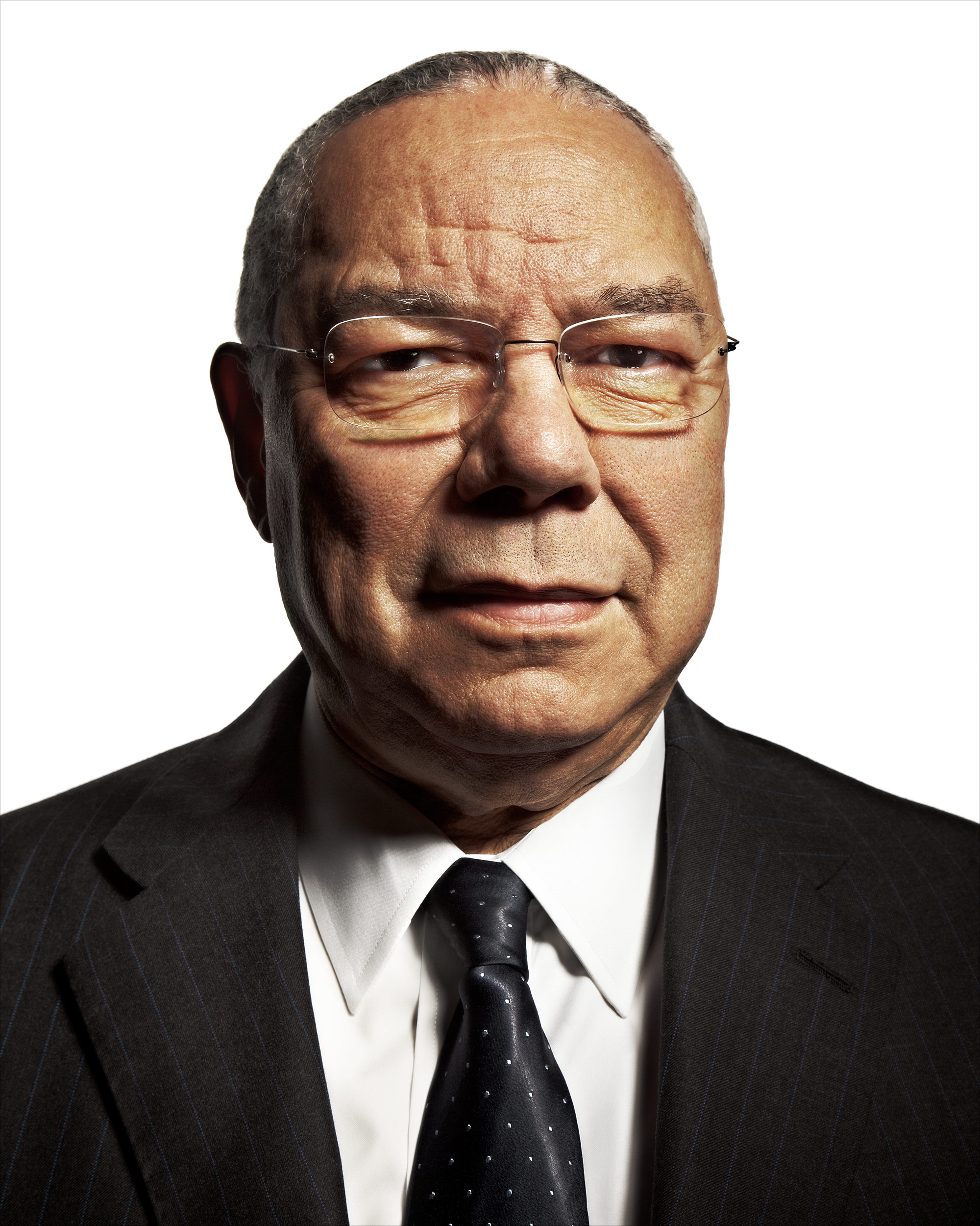 General Colin Powell, former Secretary of State