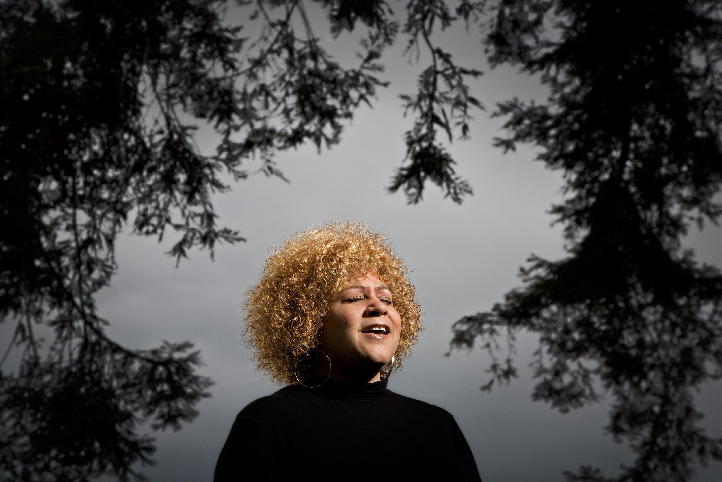 Sheila Blackwell, gospel singer