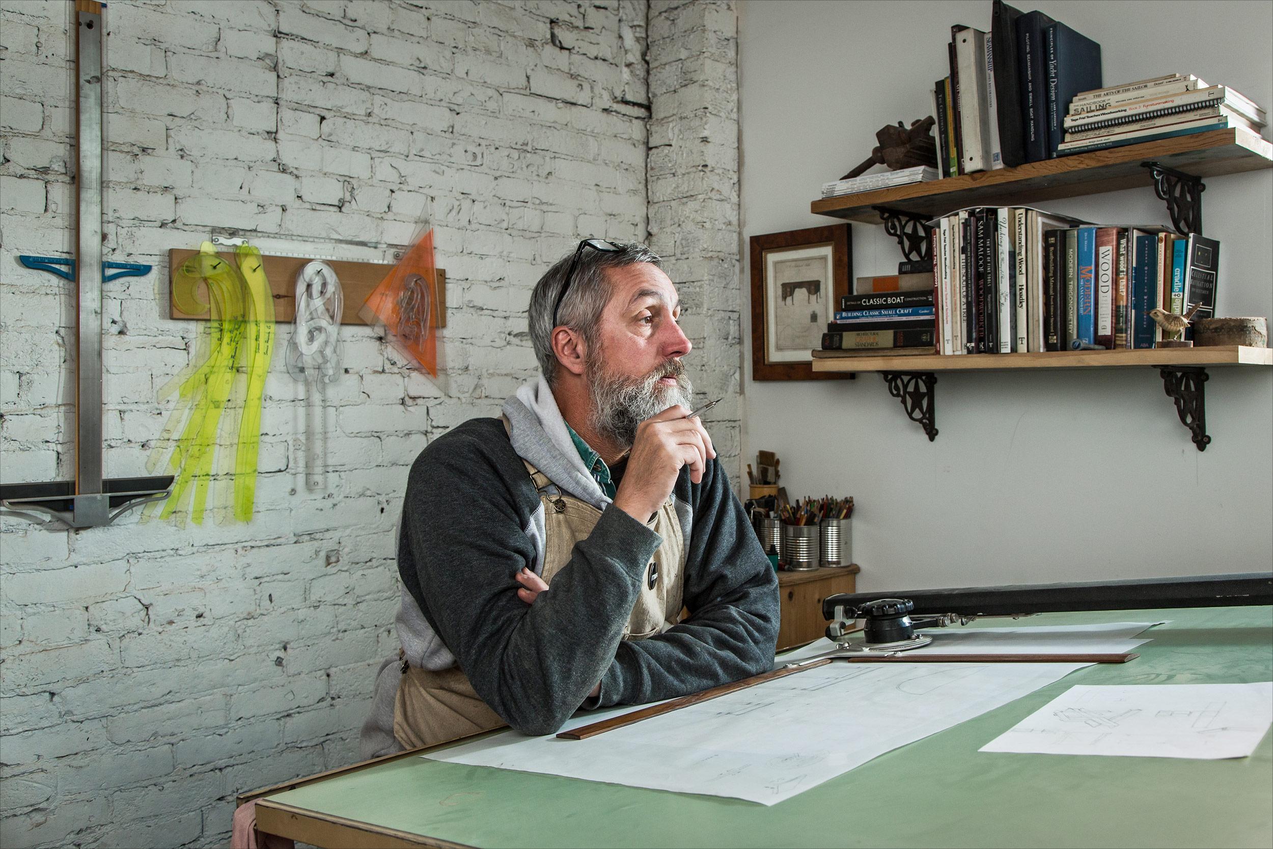 John Belli, craftsman