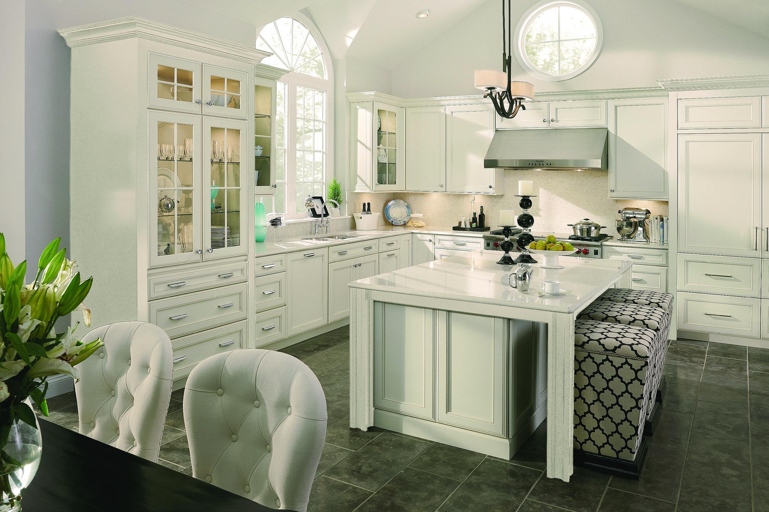 Kraftmaid Vantage Hardwood Interiors Design