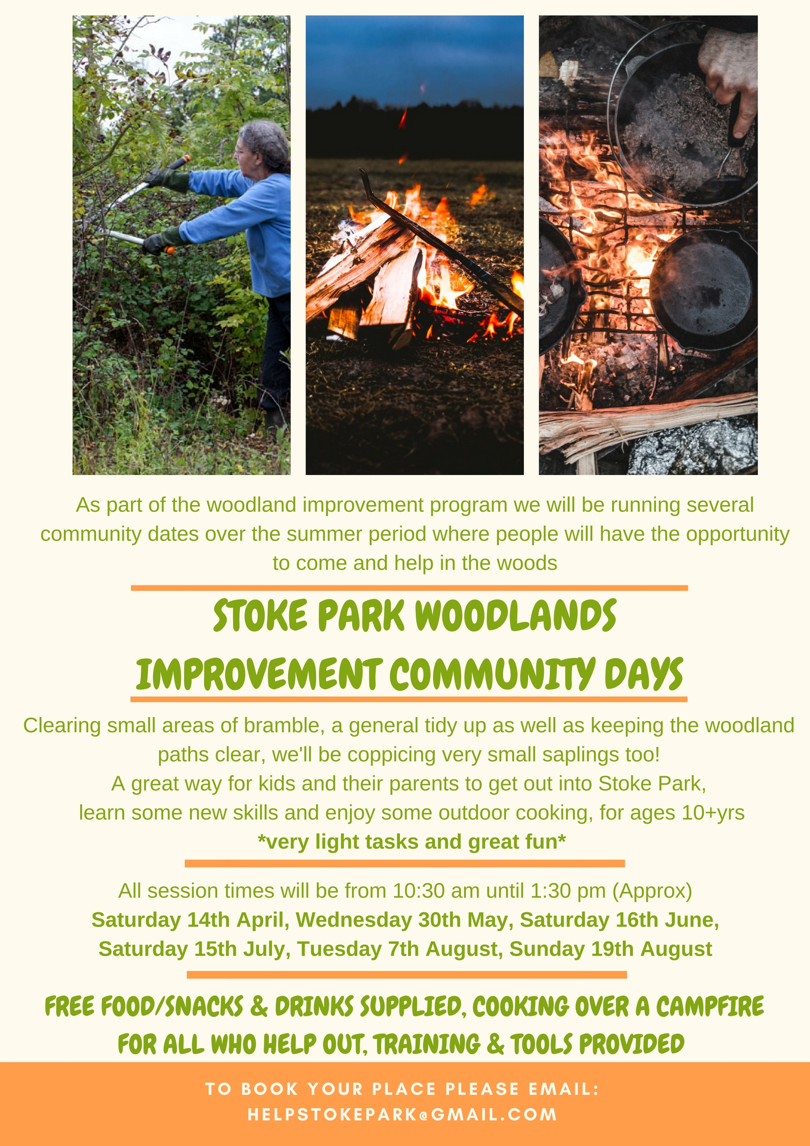Stoke park woodlands improvement community days.jpg