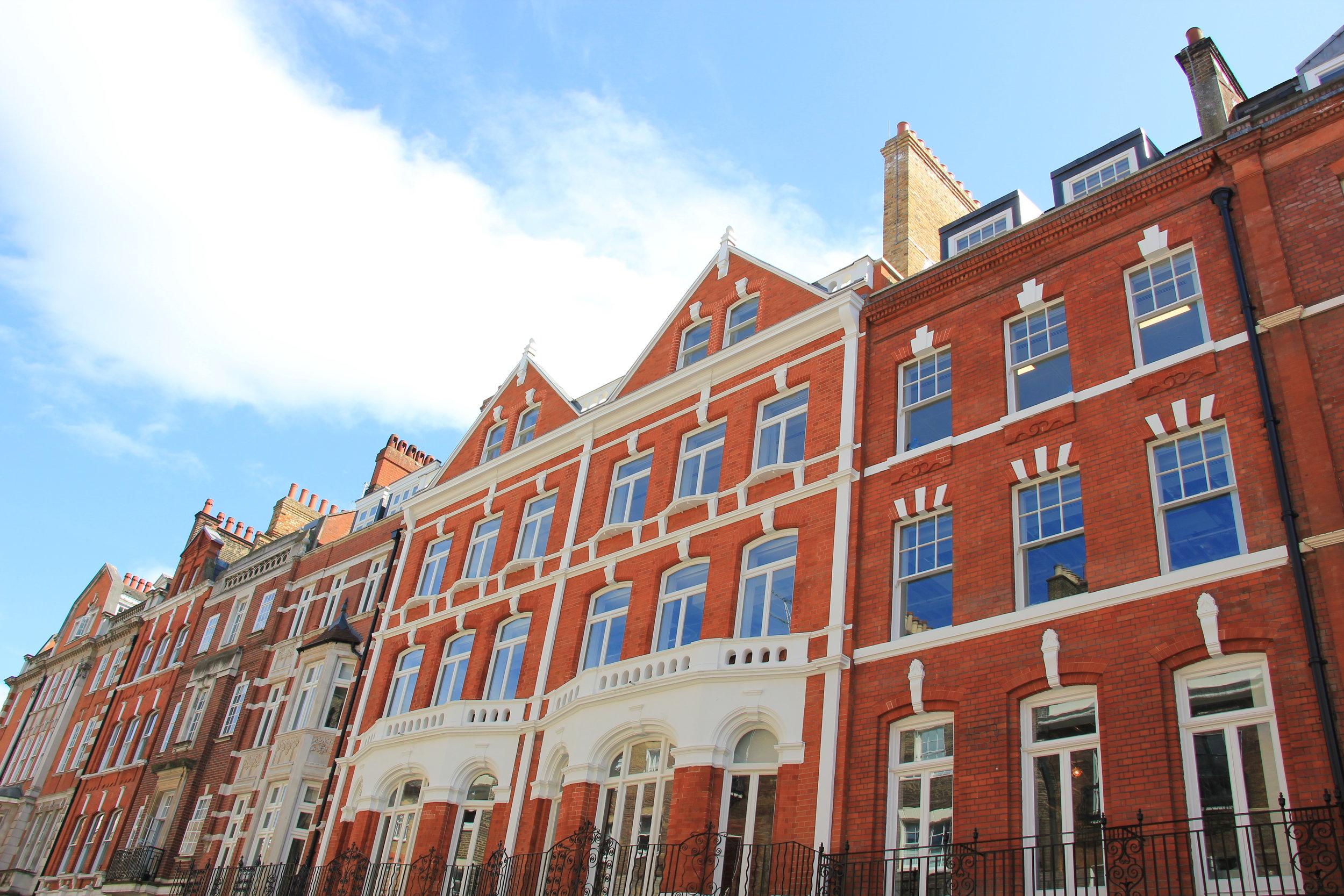 47-53 Queen Anne Street, London