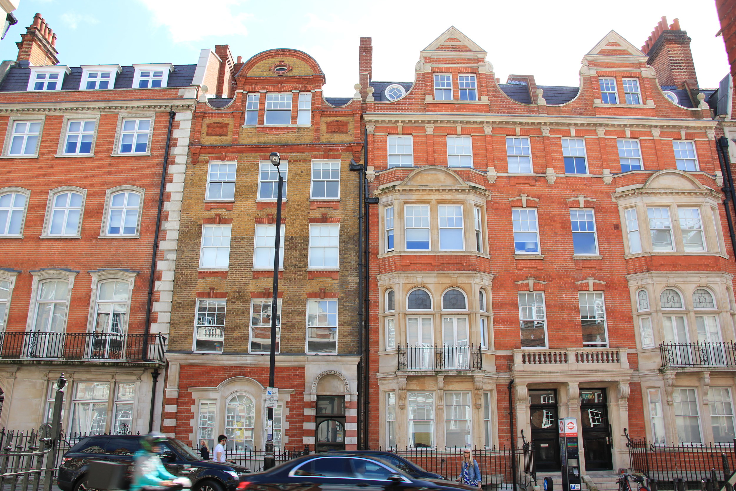 66-72 New Cavendish Street, London