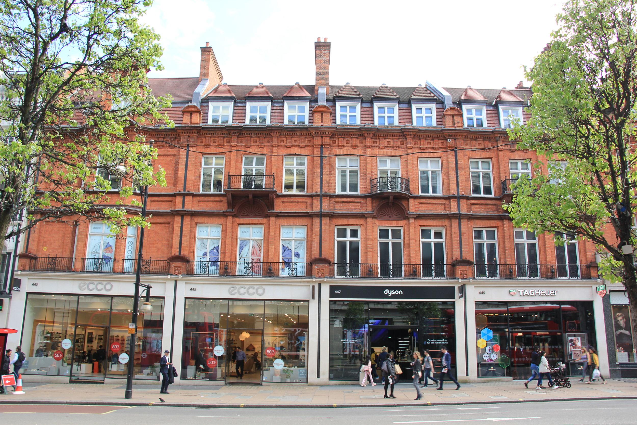 451 Oxford Street, London