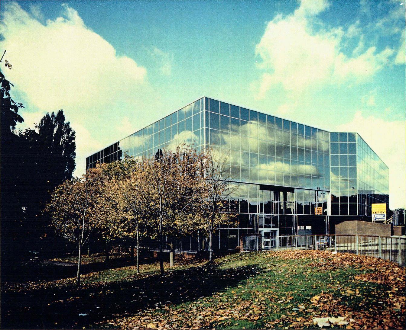Office development West London