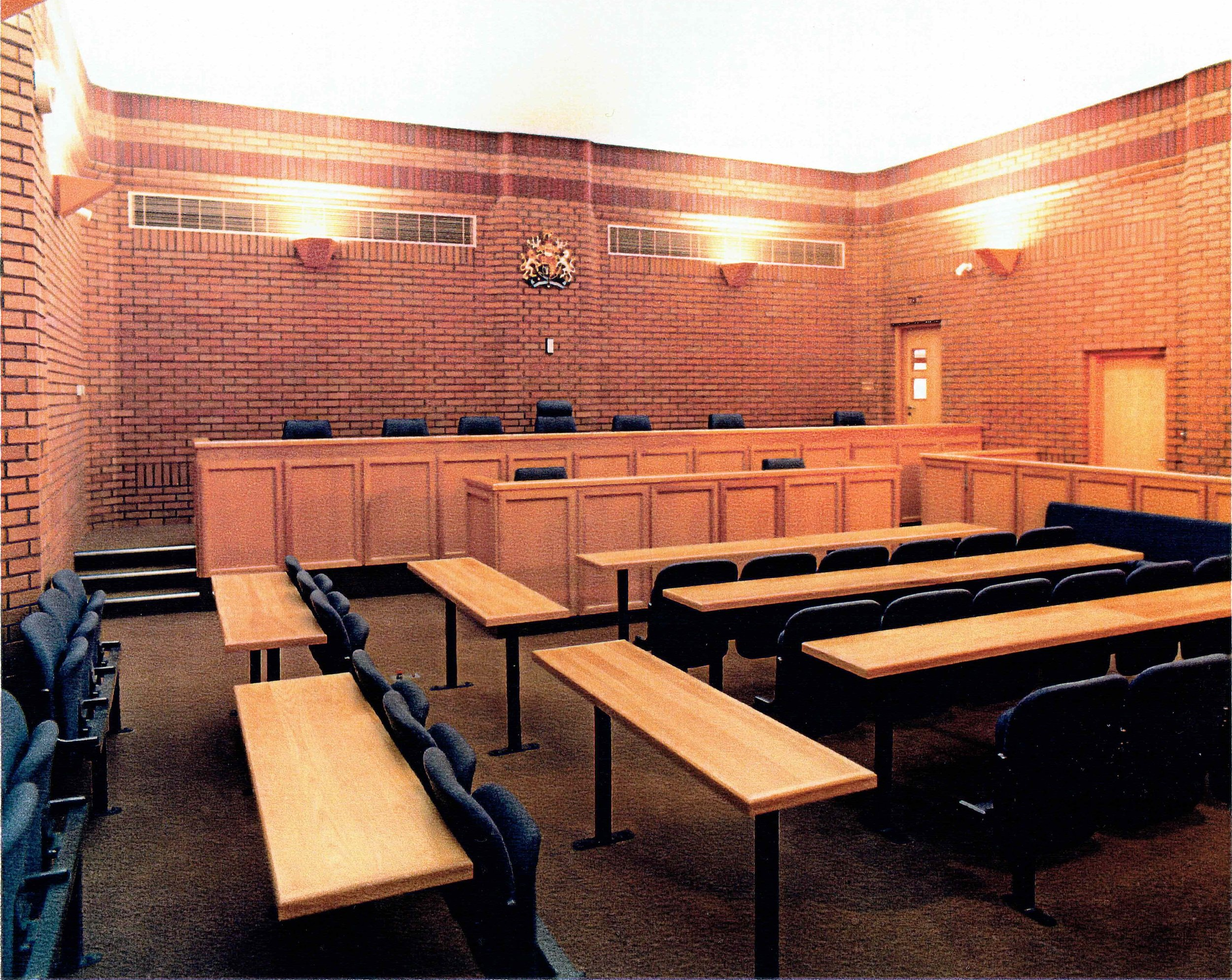 Magistrates'Court - Merton, London