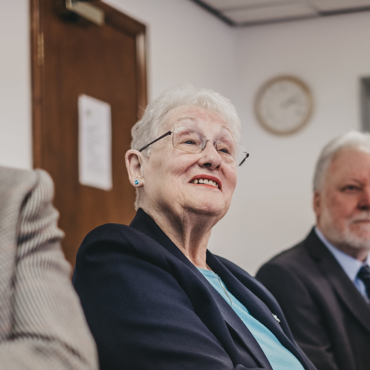 Carole Vanschagen, The Chair of Trustees - I been involved with the working development of Signposts since 1985. I am a firm believer in giving something back, and empowering the disadvantaged of Luton is at the core of my objectives.