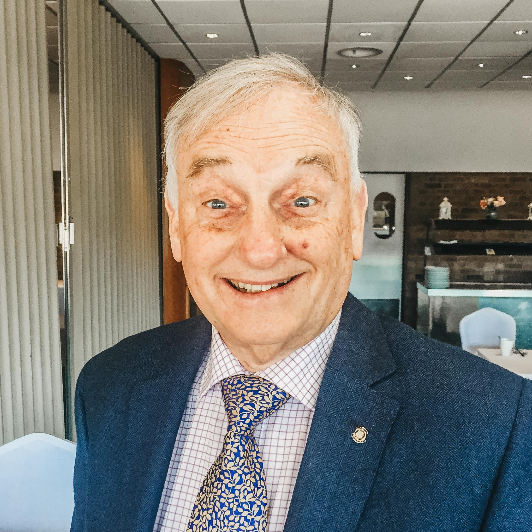 Derek Wood, Trustee - Being a trustee allows me to use my expertise in property management to benefit the homeless people in our local community. Signposts sets excellent standards in the provision of accommodation and I am proud to be a part of this charity.