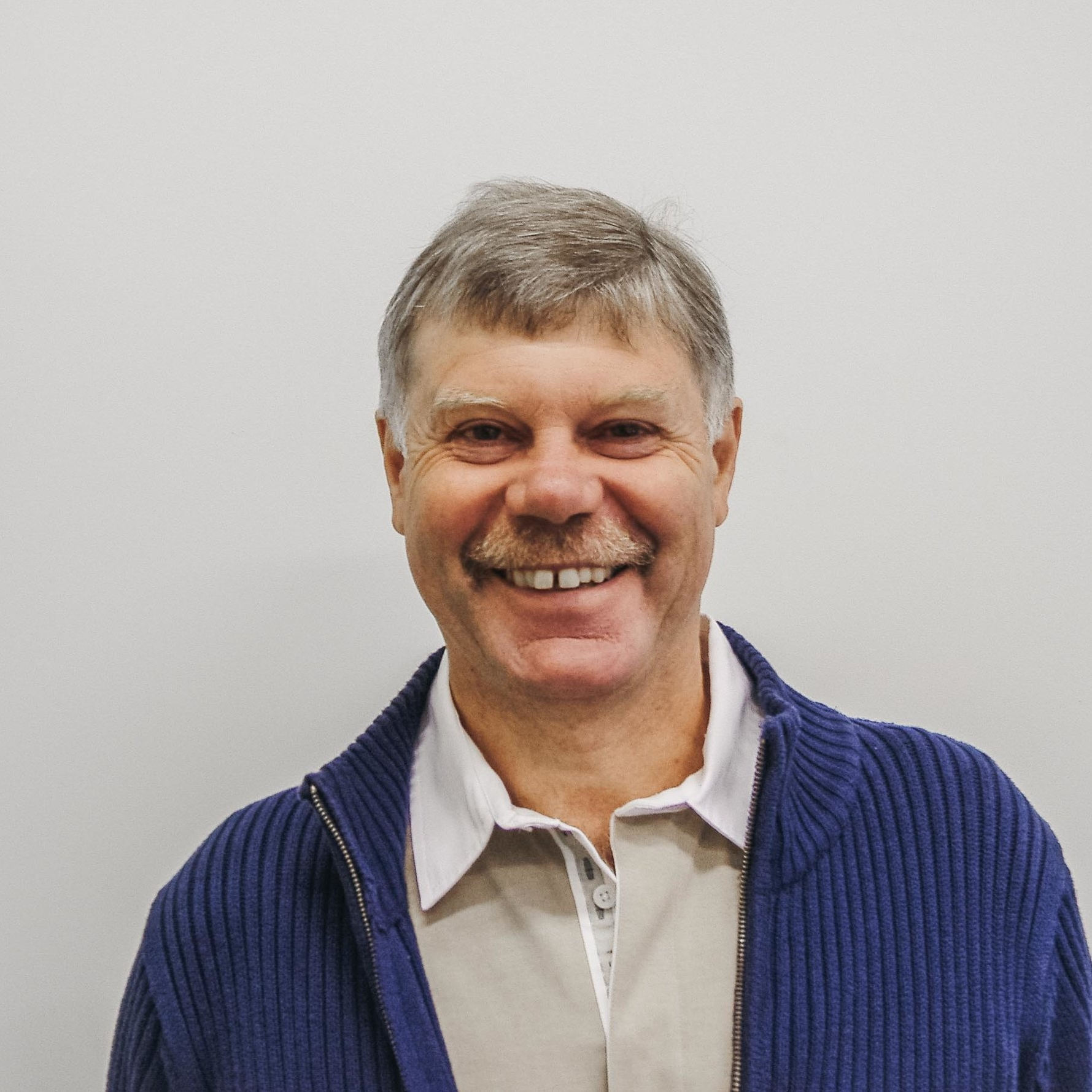 Les Ward, Vice Chair - Being the Vice Chair of Signposts has allowed me to use my expertise in business and management to benefit the community.