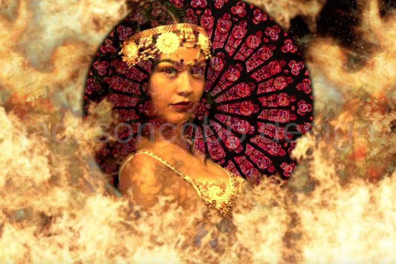 Copy of Hunchback - Esmerelda Hellfire Rendering
