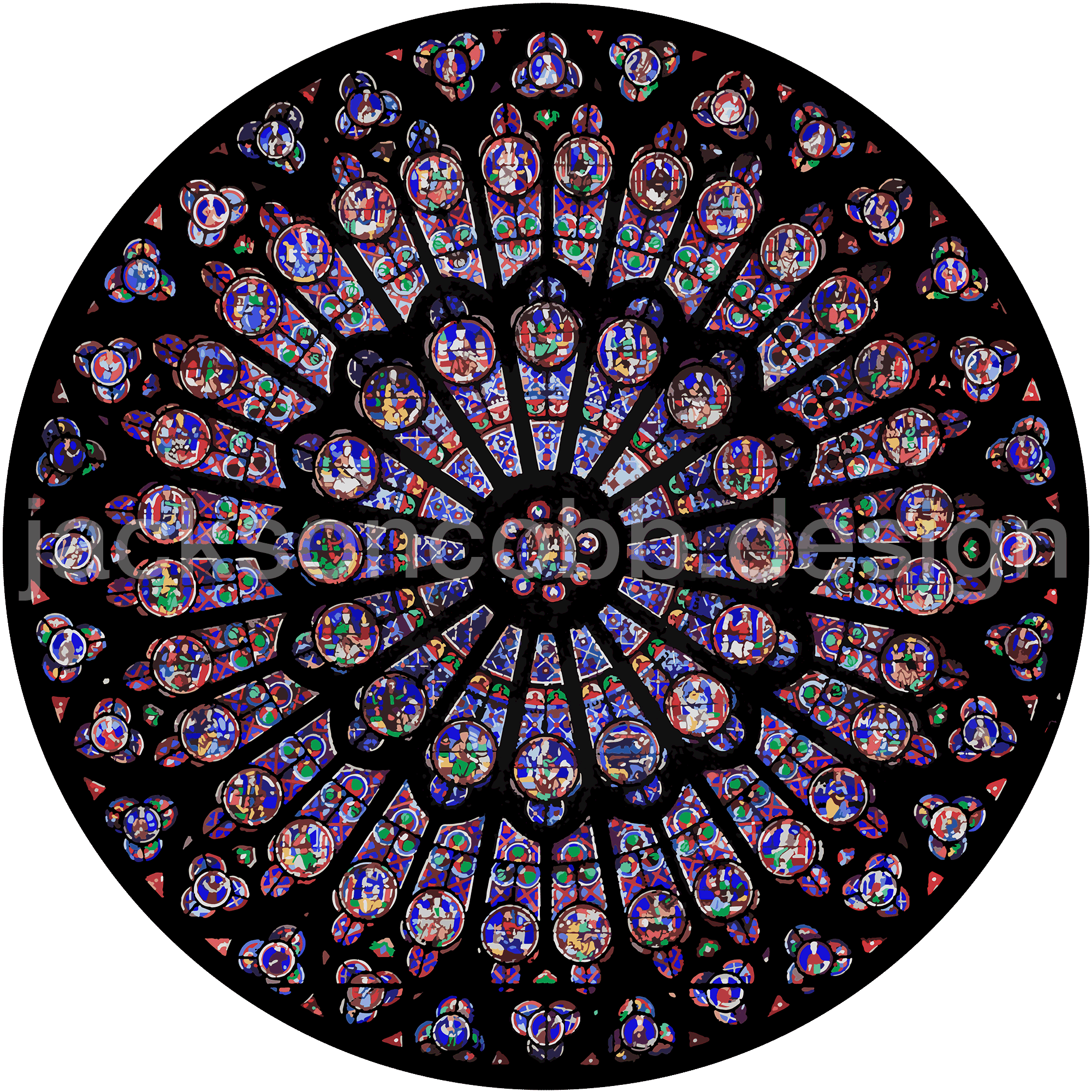 Copy of Hunchback - Rose Window