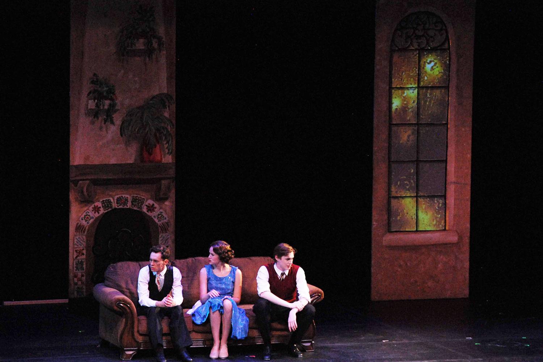 Act 1 Scene 13 – Good Mornin'