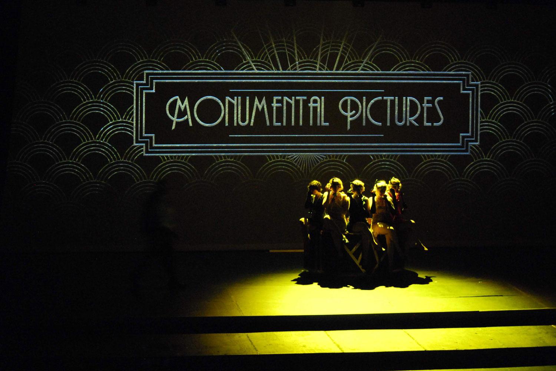 Act 2 Scene 1 – R.F.'s Office