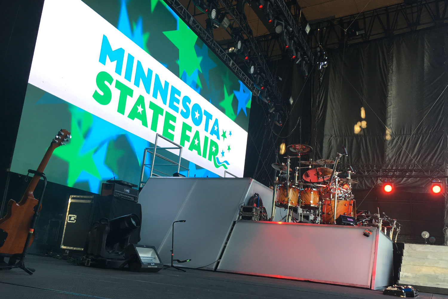 Minnesota State Fair – Standby Graphic