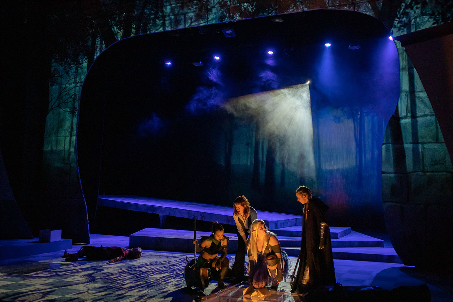 Scene 2 – Enchanted Forest