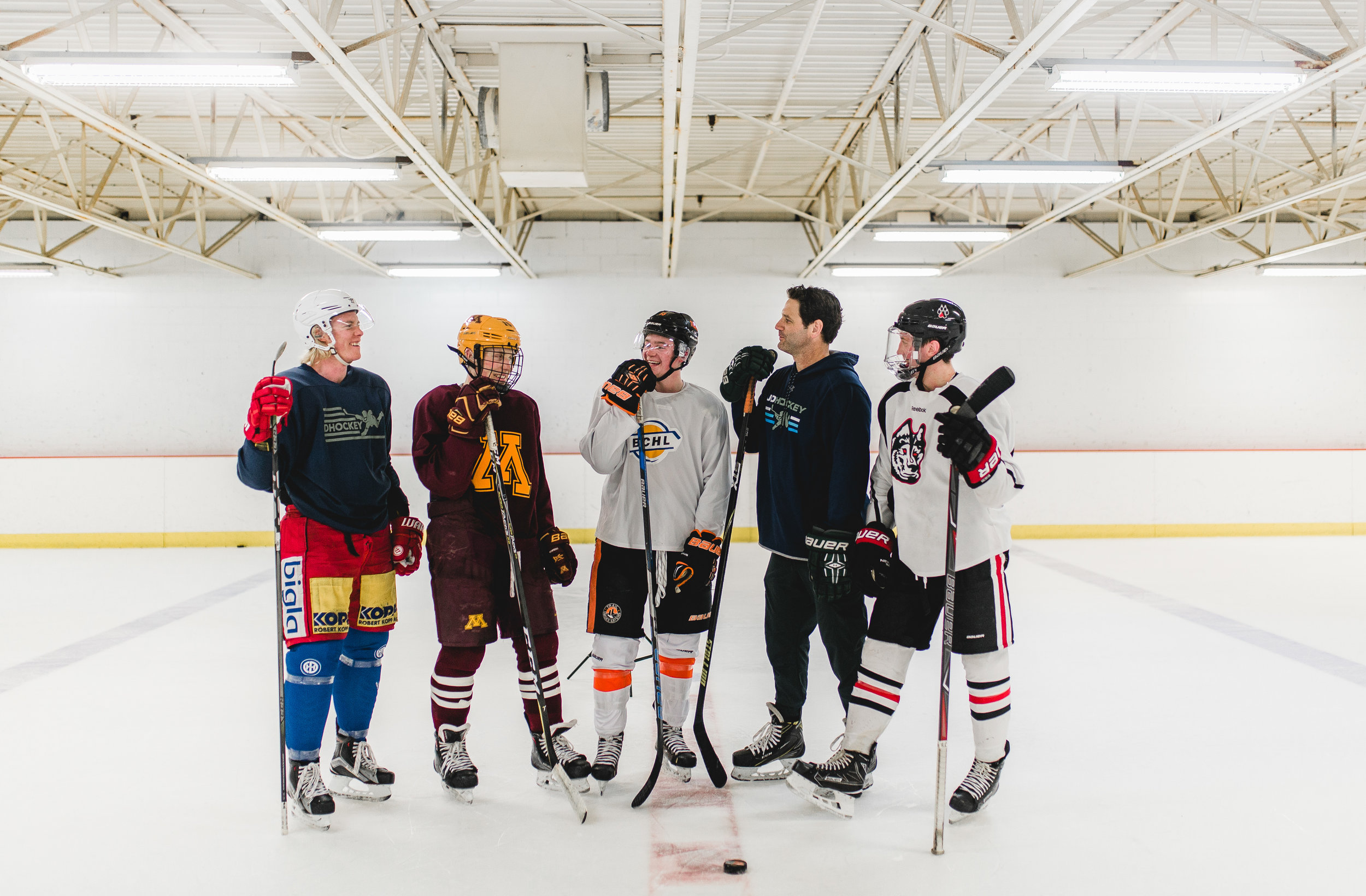 Minneapolis Hockey Leagues 3-on-3