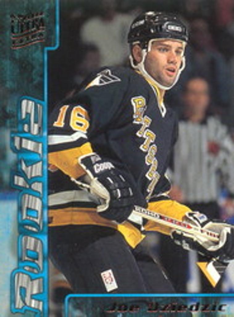 Joe Dziedzic Pittsburgh Penguins Hockey