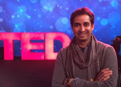 TED Senior Fellow 2018TED -