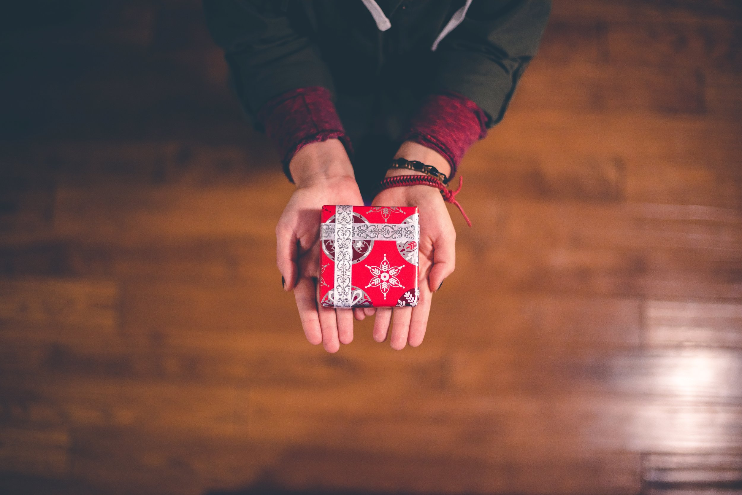 Holiday Food & Gifts - Our passion is for the Holidays to be happy and joyous for everyone, no matter their current situation. During the holidays, Living Water provides thousands of meals to families in need.