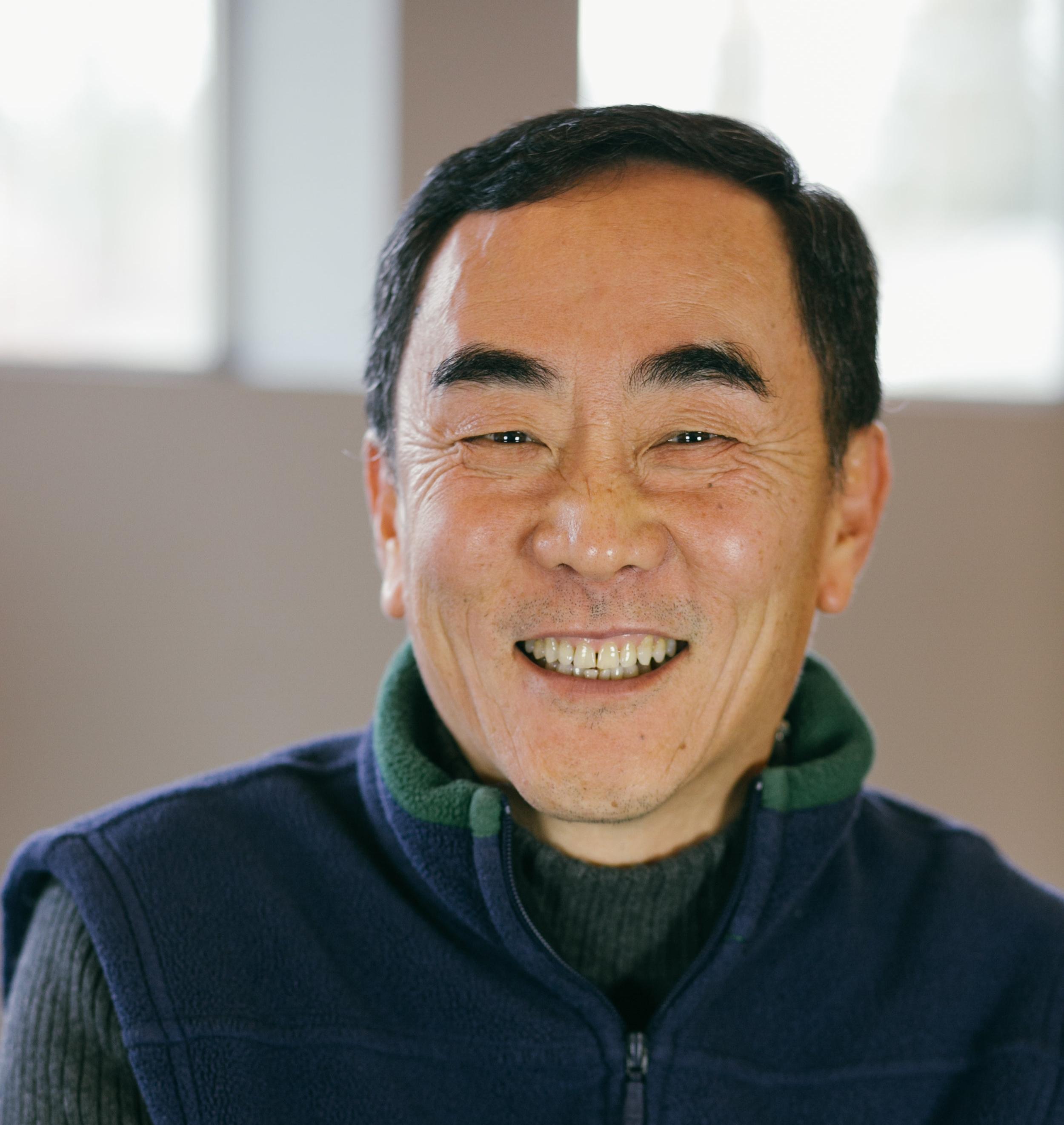 Campus Pastor - Sangchan Kim