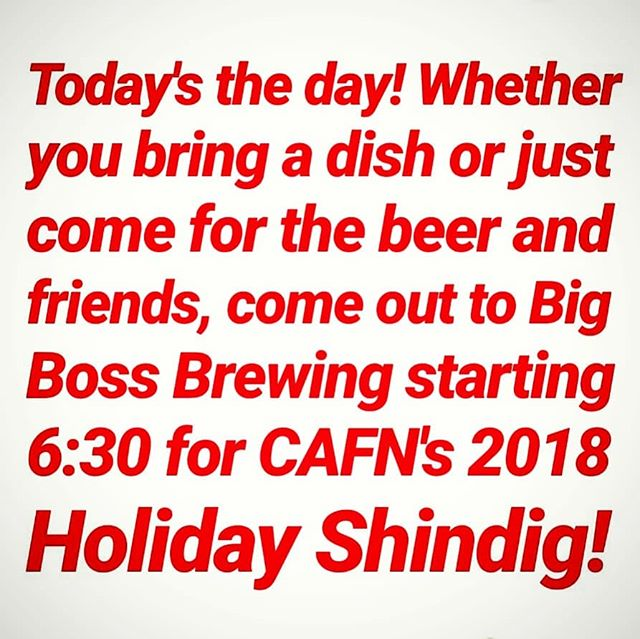 See you there for some holiday cheer (and beer)!