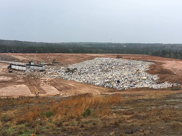 CAFN went to the South Wake Landfill earlier this month to learn more about the issue of #foodwaste ! Read about our trip at the link in our bio and stay tuned for more pics!