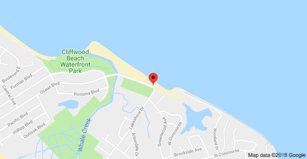 625 Ocean Blvd, Keyport (Cliffwood Beach), NJ 07735
