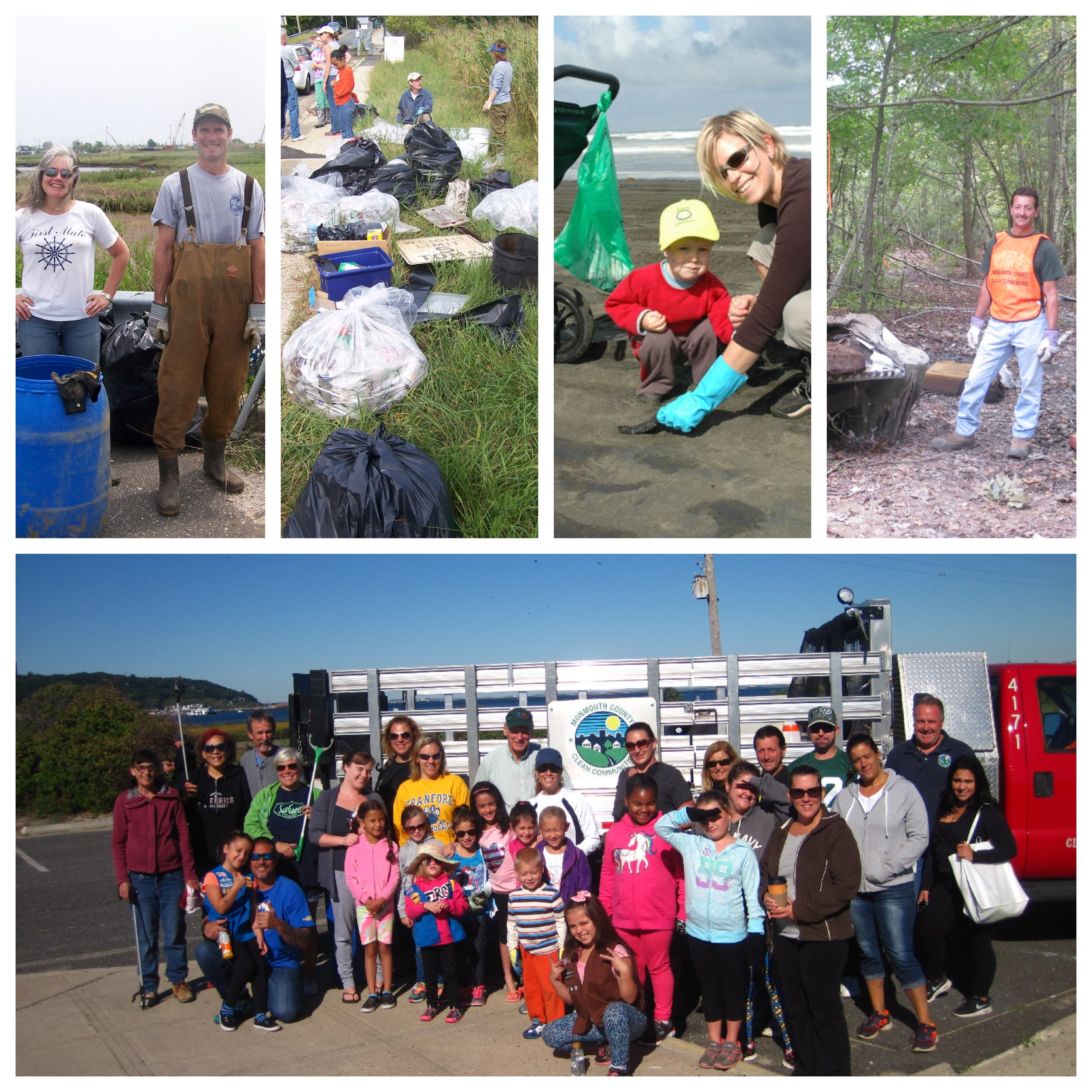 Volunteers Needed! - To Help Clean Up Our Beaches and Wetlands.