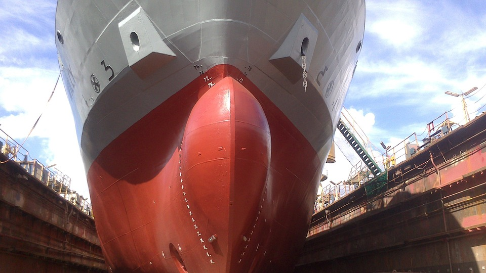 The bow or front section of a boat's hull is like a a battering ram, easily smashing the bones and body of a sleeping or tired whale, sea turtle or another unsuspecting sea creature.