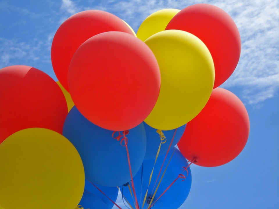 NEW JERSEY - stop releasing balloons - they kill & harm wildlife