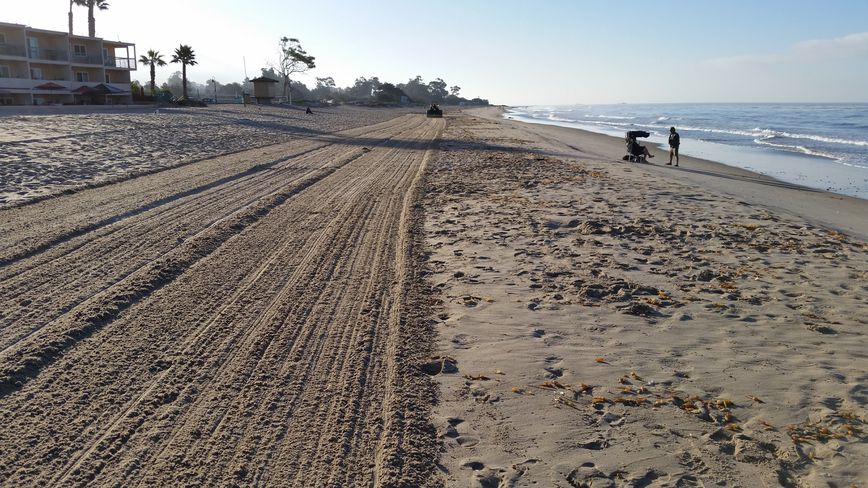 Problems with Beach Nourishment