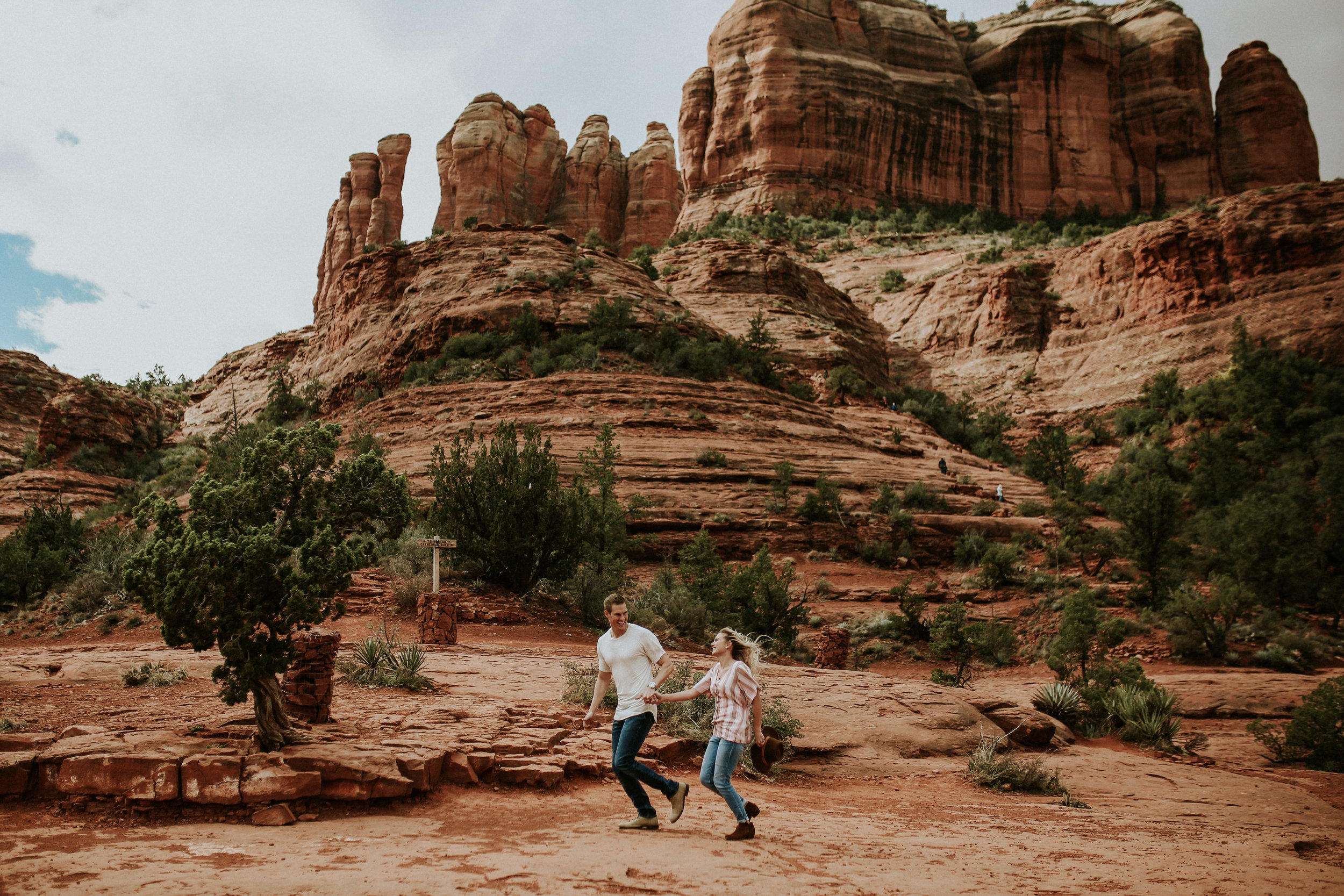 Sedona Couple Photographer