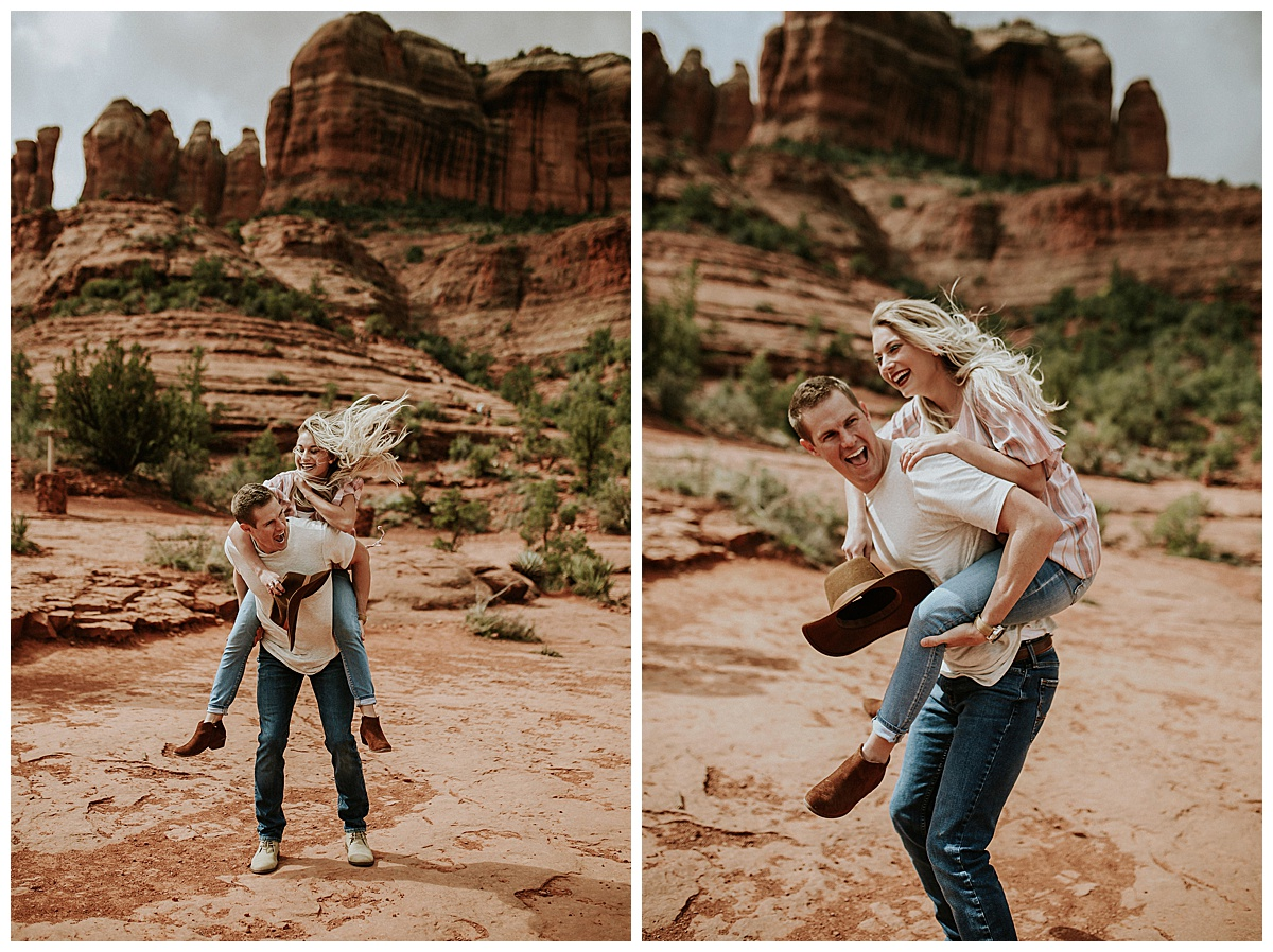 Sedona Couple Session
