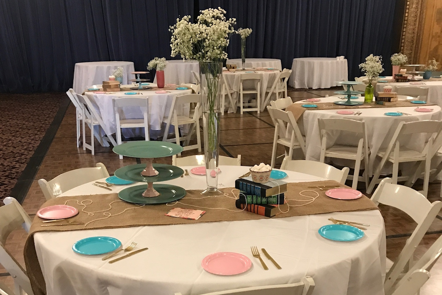 Ladies' Tea Party - CLICK TO RESERVE YOUR SPOT FOR JUNE OF 2019